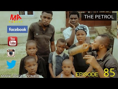 Video (Skit): Mark Angel Comedy - The Petrol (E85) [Starr. Emmanuella & Denilson Igwe]