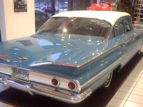 Chevrolet Bel Air >> 1960 Chevy Bel Air Sedan - YouTube