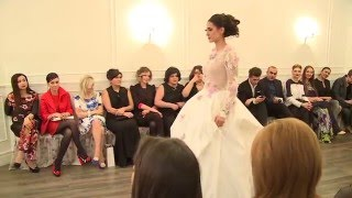 Lilit Martirosyan(Miss Earth Armenia, Top Model Armenia) in Vahan Khachatryan's  fashion show