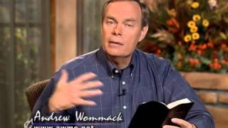 Andrew Wommack: Spirit, Soul, Body - Week 5 - Session 3