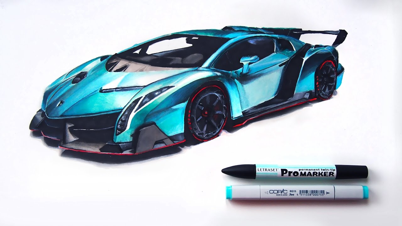 Cool Colored Pencil Drawings