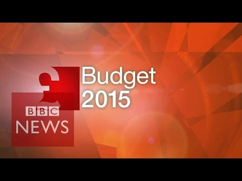 Budget 2015 headlines in 4 minutes - BBC News