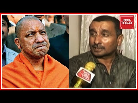 Is Yogi Govt Shielding Unnao Rape Accused BJP MLA? | News Today With Rajdeep
