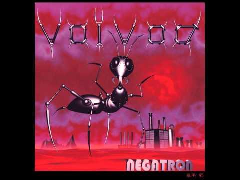 Voivod - Negatron [Full Album]