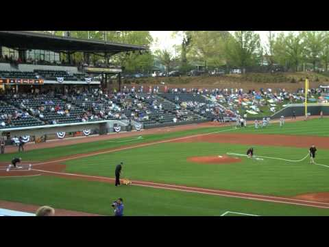 Winston Salem Dash Opening Day 1 Of 2 HD