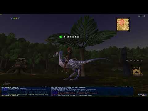 FFXI 2018 4K Remastered Yhoator Jungle