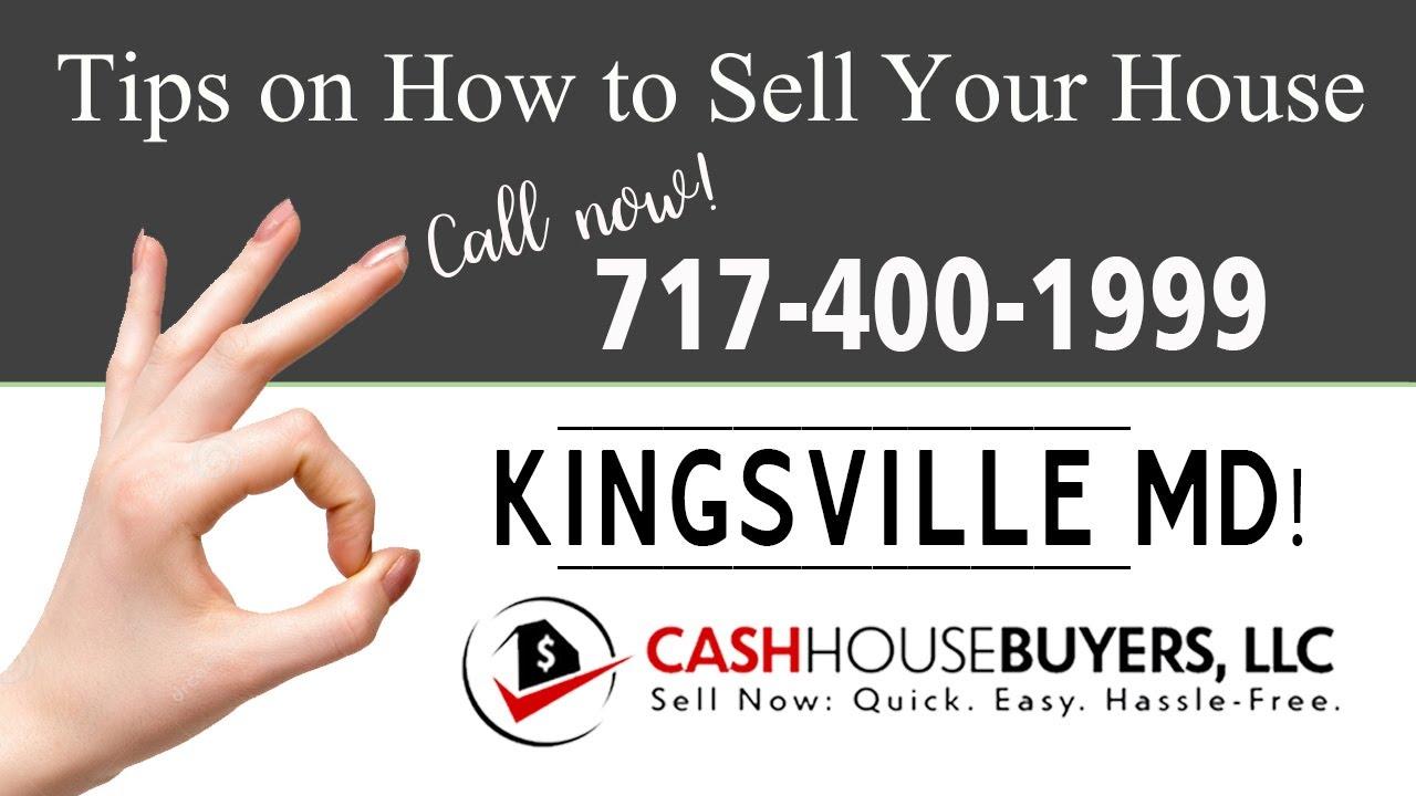 Tips Sell House Fast Kingsville   Call 7174001999   We Buy Houses Kingsville
