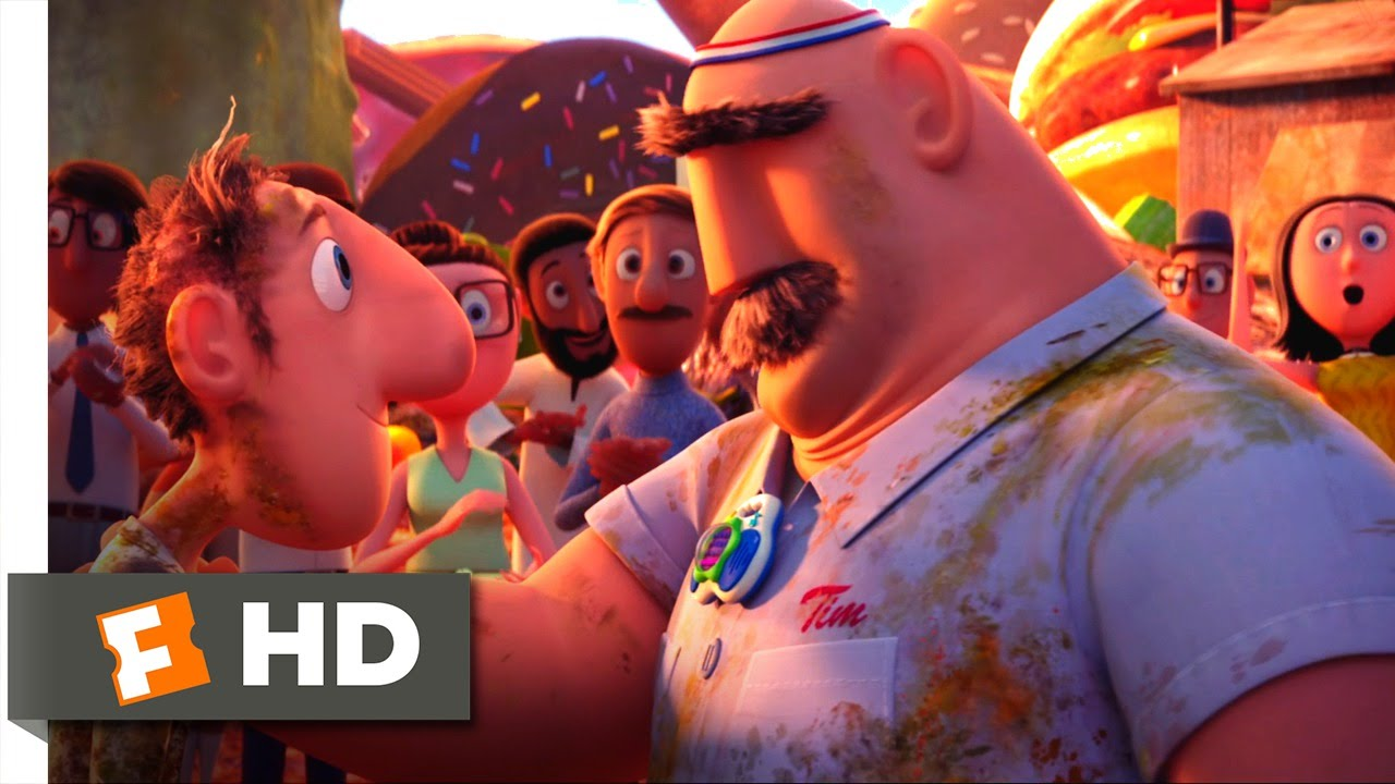 Cloudy with a Chance of Meatballs  I Love My Son Scene 1010