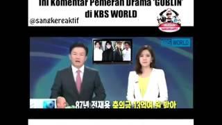 "Video HEBOH!!!  Malaikat Pelindung Menjiplak Drama ""GOBLIN""...  Ini komentar Gong-Yoo dan Lee Dong-Wook download MP3, 3GP, MP4, WEBM, AVI, FLV Maret 2018"