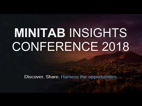 Minitab - Minitab Insights Conference