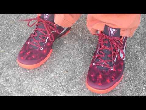 22c88650a413 Nike Kobe 8 System