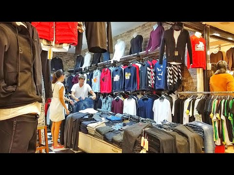Cheap but Classy Clothing Bazaar Istanbul - Beyoğlu İş Merkesi - İstiklal Street