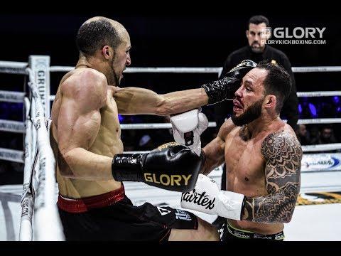 GLORY 52: Robin van Roosmalen vs Kevin VanNostrand- Full Fight
