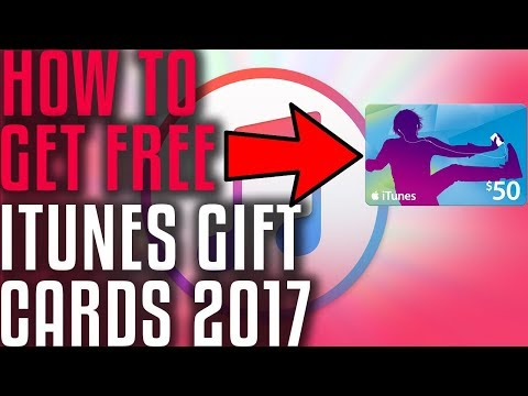 DOES IT WORK?!How To Get FREE iTunes Gift Cards 2017
