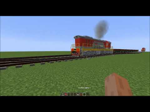 Immersive Railroading маневровый локомотив ЧМЭ2 (Locomotive CHME3)