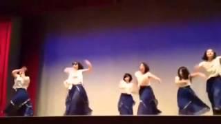 卒業公演 ダンス.