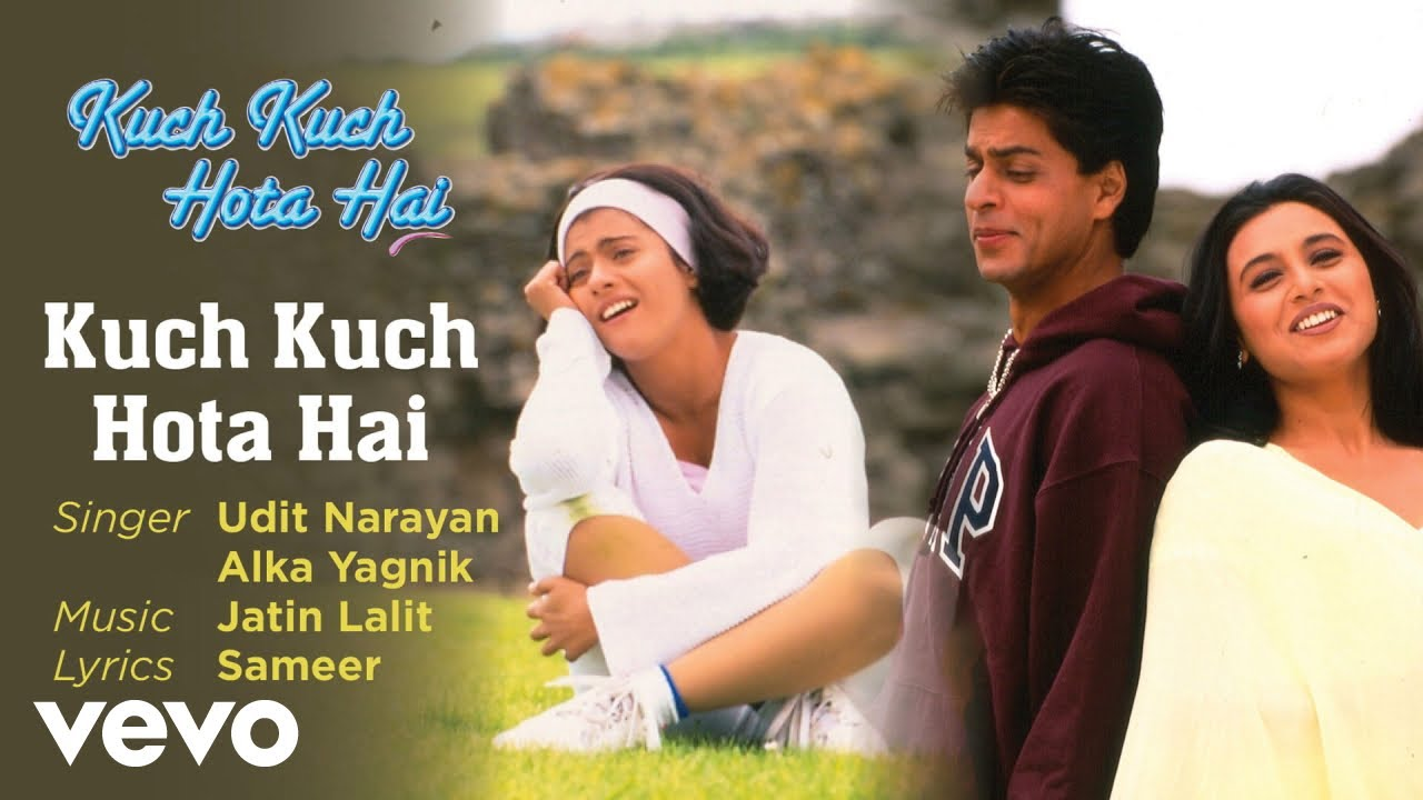 Kuch Kuch Hota Hai Official Audio Song Udit Narayan Alka