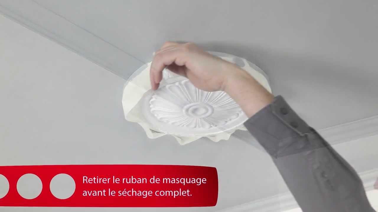 comment peindre un plafond ? - youtube - Comment Peindre Un Plafond Sans Traces