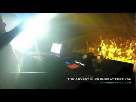 THE ADVENT @ DOOMSDAY FESTIVAL 2012