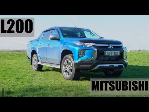 Offroad 2020 Mitsubishi L200 2 2 Di D At6 4wd Youtube