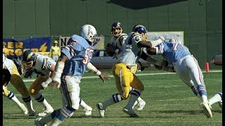 1979 AFC Playoffs - Houston Oilers at San Diego Chargers