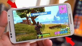 FORTNITE Mobile for ANDROID EXPLAINED (APK,HACK,OFFICIAL GAME)
