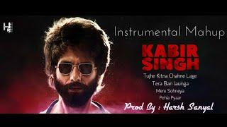 kabir-singh-mashup---instrumental-cover-mix-sachet-harsh-sanyal