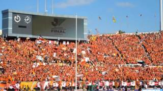2012年 ナビスコカップ決勝。
