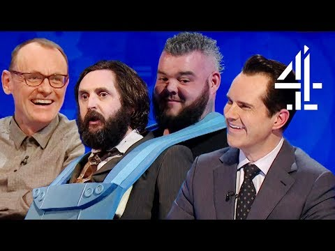 Sean Lock's Life Hacks & Joe Wilkinson In A Papoose?? | 8 Out Of 10 Cats Does Countdown