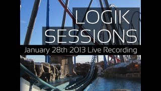 LogikSessions HD Drum and Bass Mix January 28th 2012