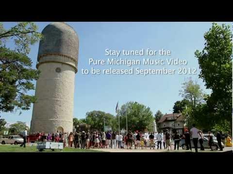 Ypsilanti Pure Michigan Music Video Shoot