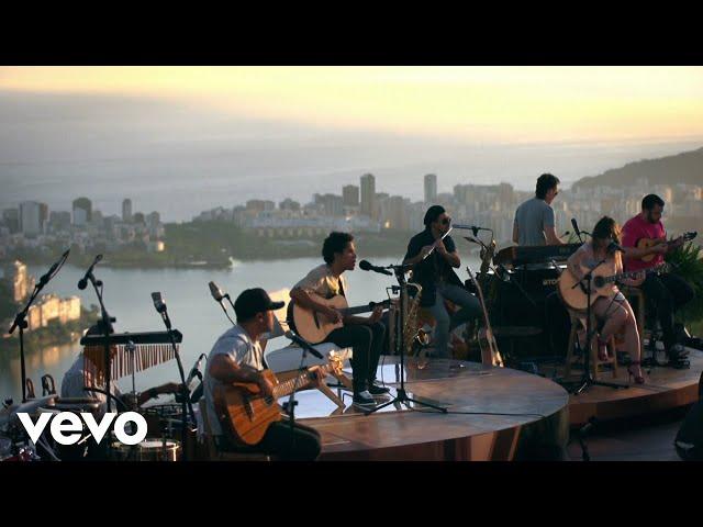 Natiruts - Groove Bom (Natiruts Acústico Ao Vivo no Rio de Janeiro)