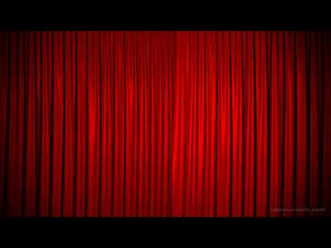 Curtain Red Velvet Loop Background 4K no copyright Royalty Free Video Animation