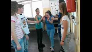 Il gioco dell'angelo A scuola ;)
