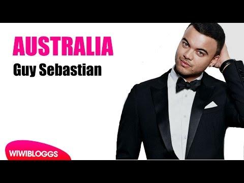 Guy Sebastian at Eurovision? Why Australia should consider the Australian Idol winner | wiwibloggs