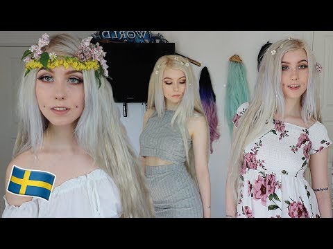 Swedish Midsummer Outfit - LookBook / RoseGal