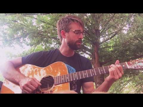 Everything Put Together Falls Apart  Paul Simon cover by Brandon Berg