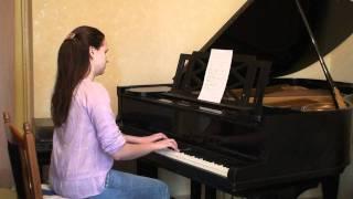 [cover] Mononoke Hime (piano) / もののけ姫 ピアノ: Princess Mononoke OST