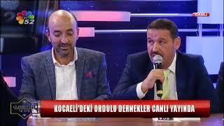 16/10/2017 GURBETTEN SILAYA - KOCAELİ'DEKİ ORDULU DERNEK TEMSİLCİLERİ