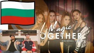 4Magic - Together (Vecherai, Rado) (Official Video) - REACTION