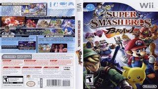 "Descargar ""Super Smash Bros. Brawl"" para Nintendo Wii [Español][Iso][Mega]"