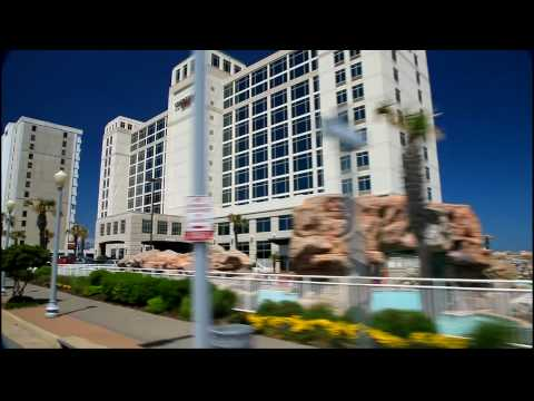 Virtual Video Tour Of Virginia Beach, VA - Atlantic Ave - Www.vabeach.com