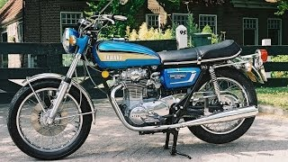 Yamaha XS650 History 1970-1983