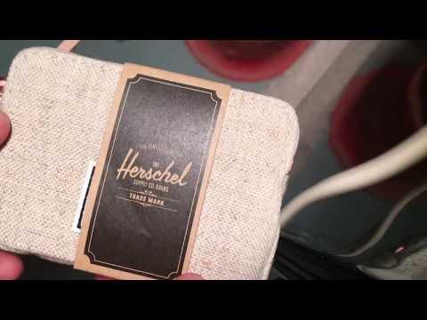 Oxford (Herschel Supply Co.) Minimalist Wallet