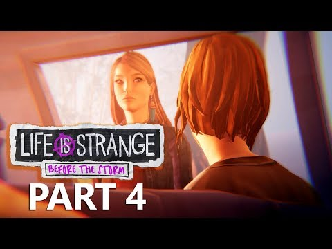 OMINOUS FLAMES... - Let's Play Life is Strange: Before the Storm - Part 4