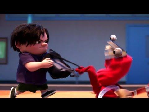 Lou 2017 Movie Animation