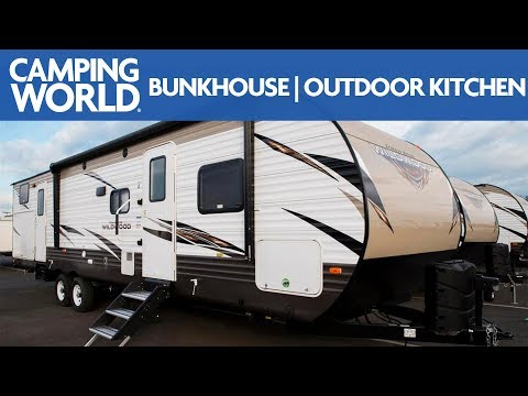2018 Forest River Wildwood 32BHDS | Bunkhouse Travel Trailer - RV Review: Camping World