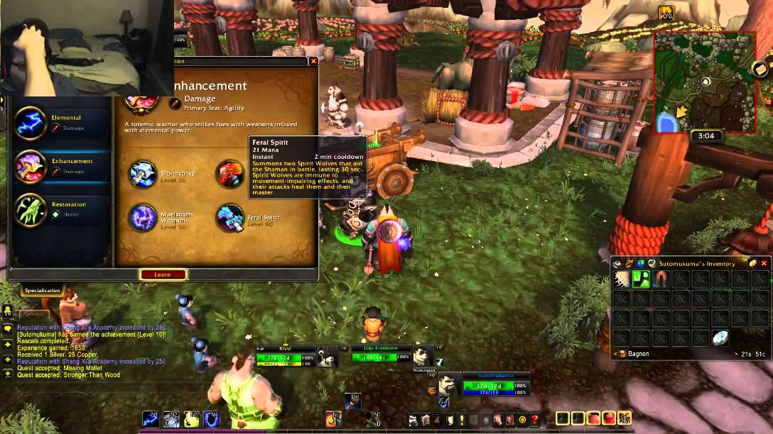 how to get out of pandaria