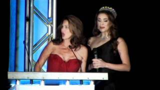 Julianna White - Miss New Jersey USA 2011 Farewell Speech