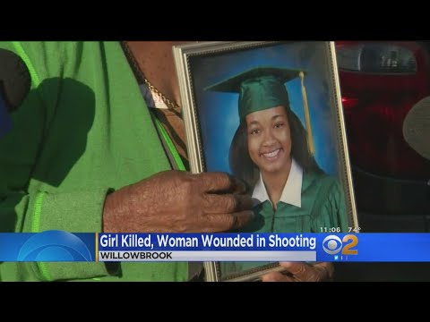 Girl, 15, Gunned Down, Her Mother Also Wounded In South LA Shooting
